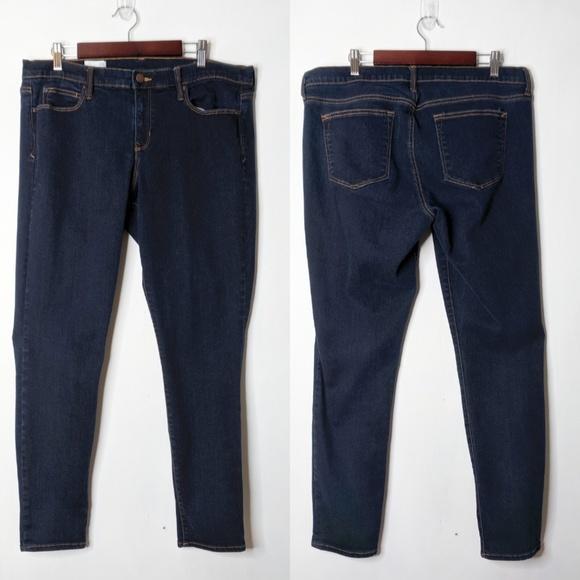 GAP Denim - GAP Dark Wash Skinny Legging Jeans